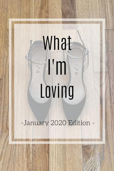 House of Lowe Designs Favorite Items January 2020