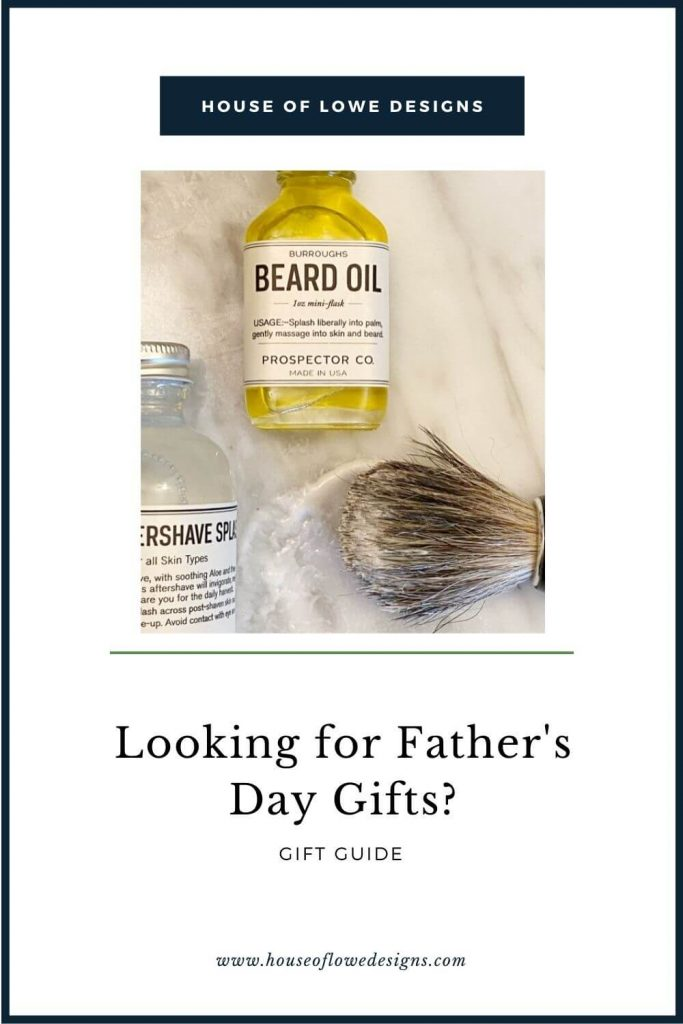 Father's Day is fast approaching and I'm sharing some gift ideas on the blog today. These are things I buy on repeat for my husband or are on his wish list.