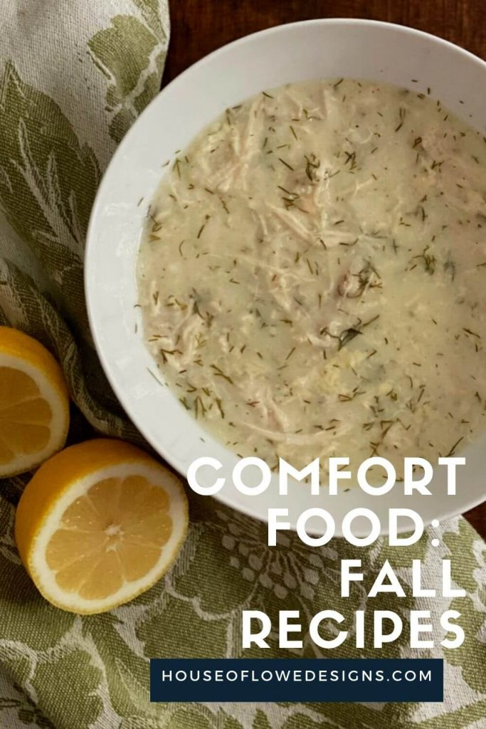 Today on the blog, I'm sharing some of my favorite comfort food recipes we love to make when fall rolls around that are hearty and filling.